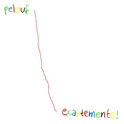 """Pelouf: """"Ecaktemente!"""""""